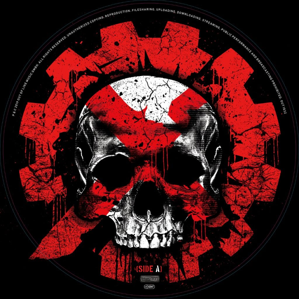 Suicide Commando re-releases'Hellraiser' as a 4-track limited Picture Vinyl single