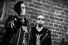 Finland's dark electro duo Miseria Ultima breaks the silence!