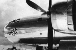 OMD's 'Enola Gay' is today's worldwide soundtrack - (Hiroshima August 6, 1945)