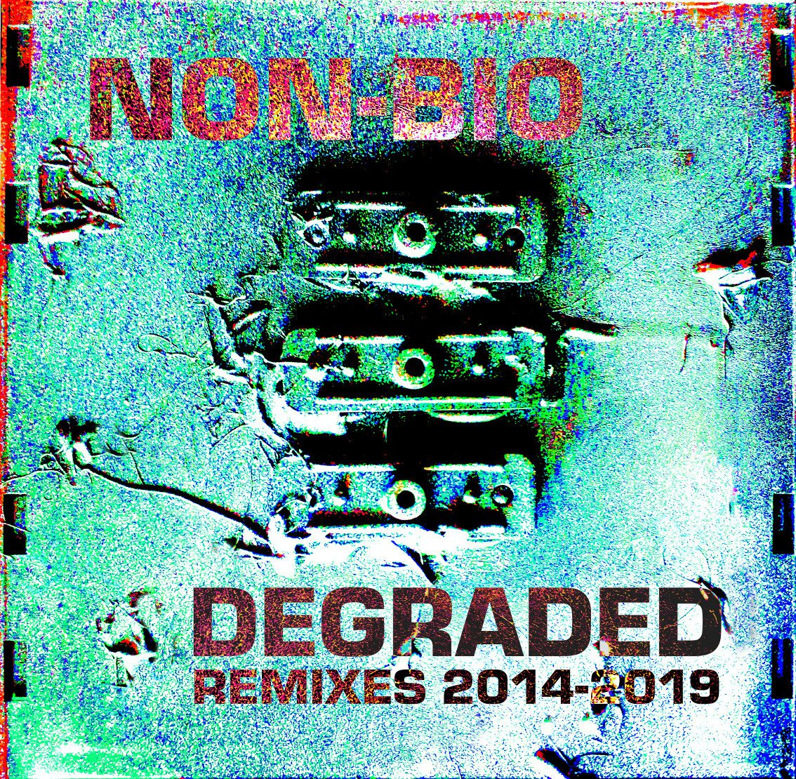 Non-Bio releases remix album 'Degraded - Remixes 2014-2019'