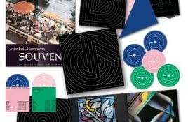 OMD launch 40th anniversary boxset 'Souvenir - The Singles 1979-2019' + MEGAtour