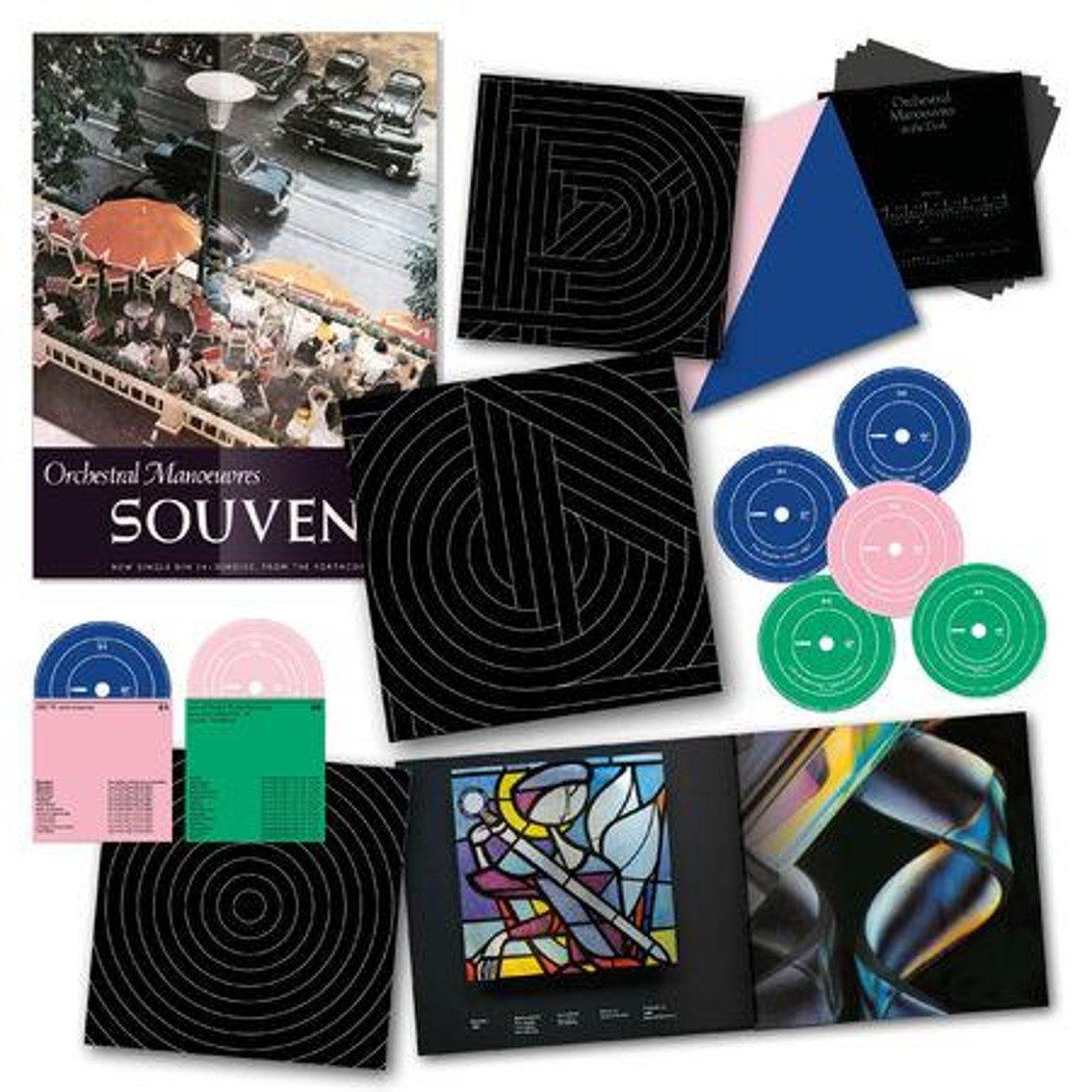 OMD launch 40th anniversary boxset 'Souvenir - The Singles 1979-2019' + MEGAtour