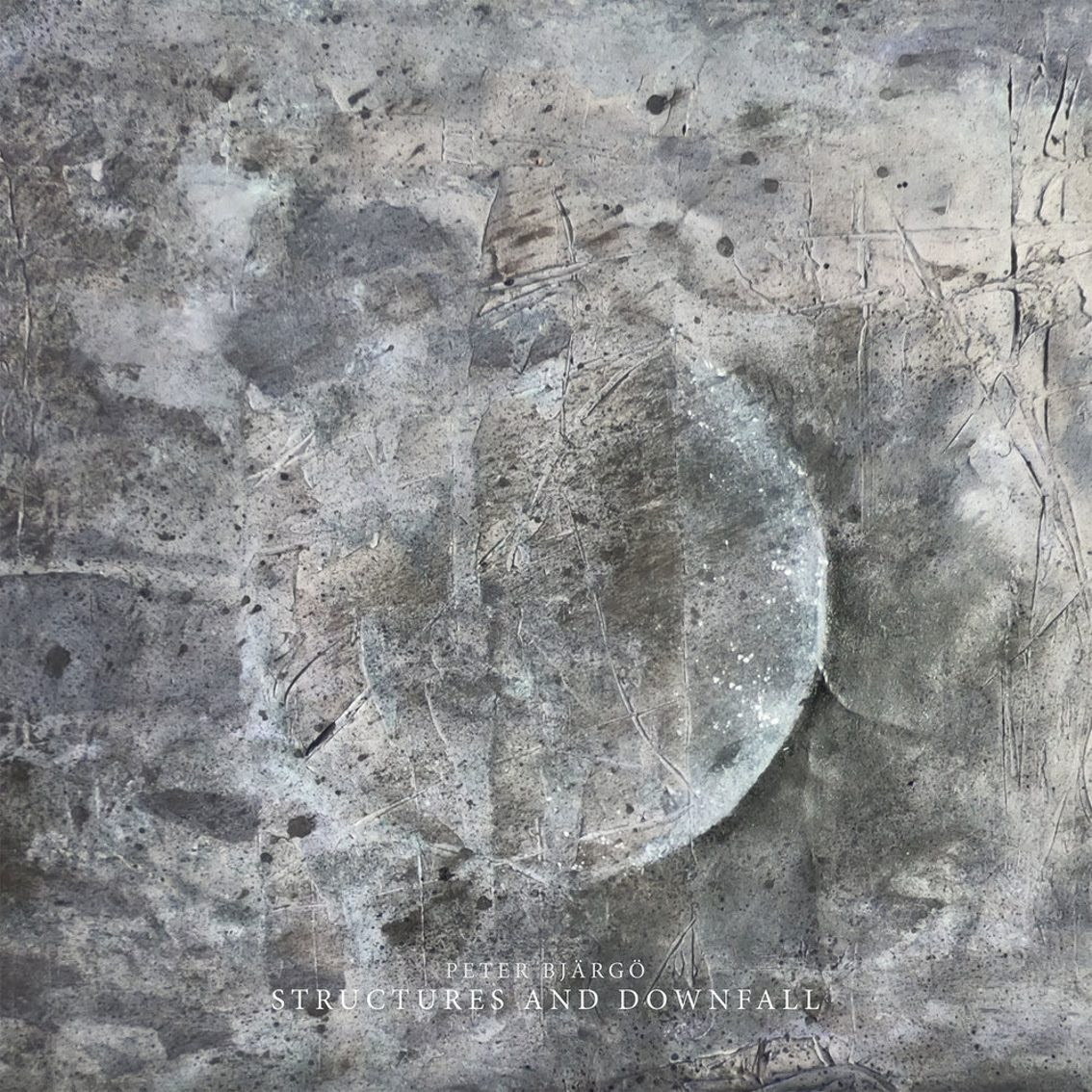 Peter Bjärgö to release new album 'Structures And Downfall' and re-issues of 'A Wave Of Bitterness' and 'The Architecture Of Melancholy' albums