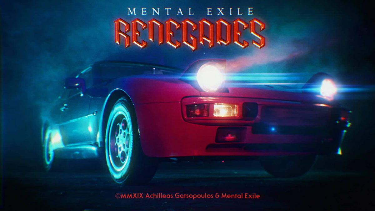 Mental Exile - Renegades (video)
