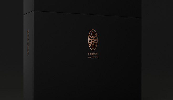 Seigmen - vinyl box-set
