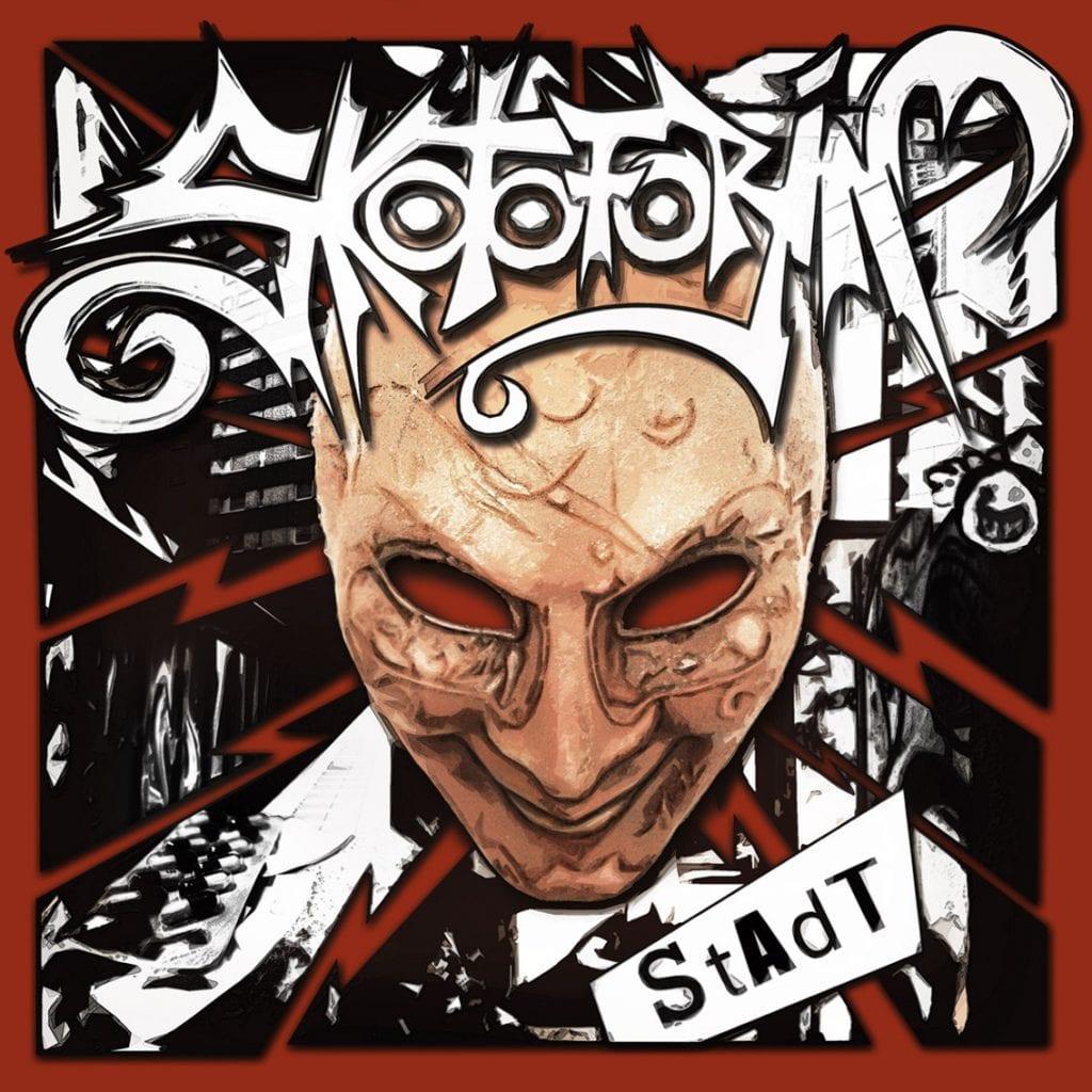 Skotofobin release industrial / metal debut EP'Stadt'