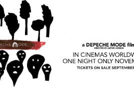 Depeche Mode documentary film 'Spirits in the Forest' to be shown in theatres for one night only on November 21