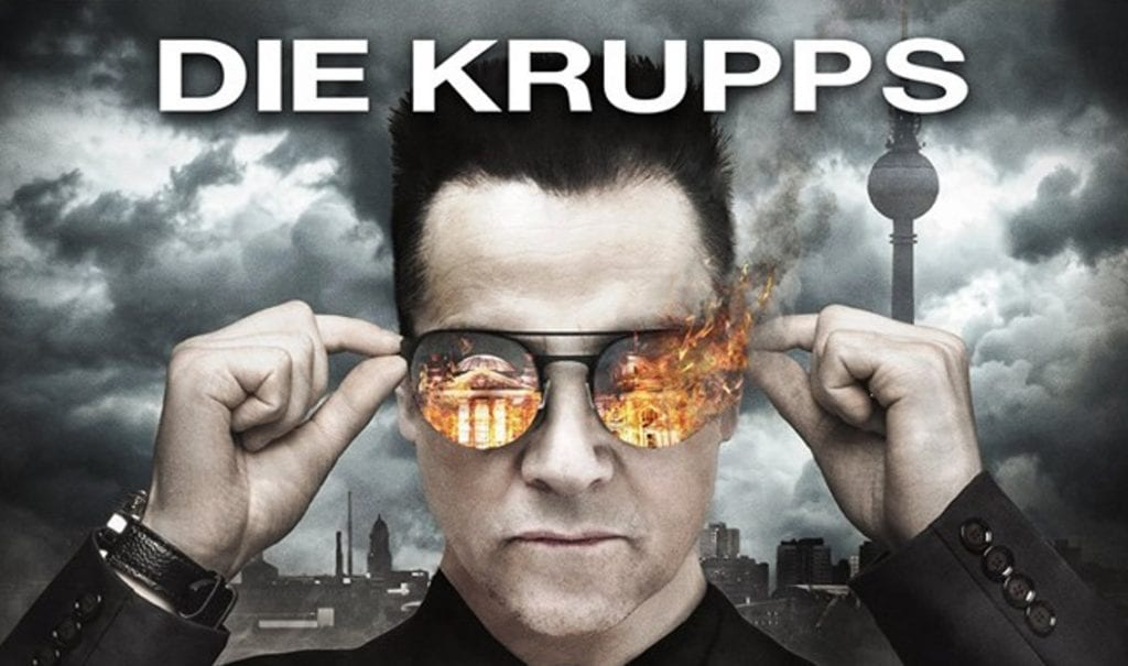 Die Krupps return with a new album in November:'Vision 2020 Vision'