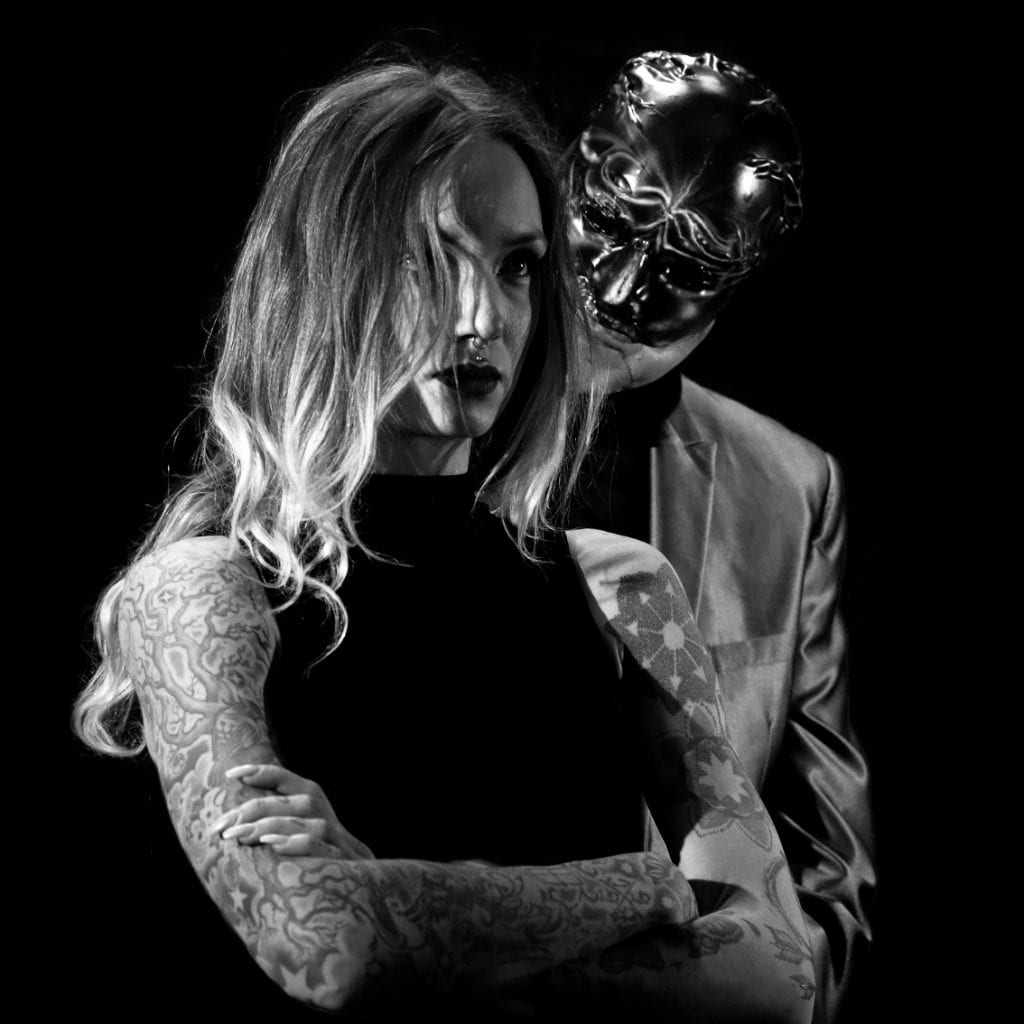 Dirty Vocoder (project by Escape With Romeo frontman) offers brand new video and single for'Cocaine Dawn'