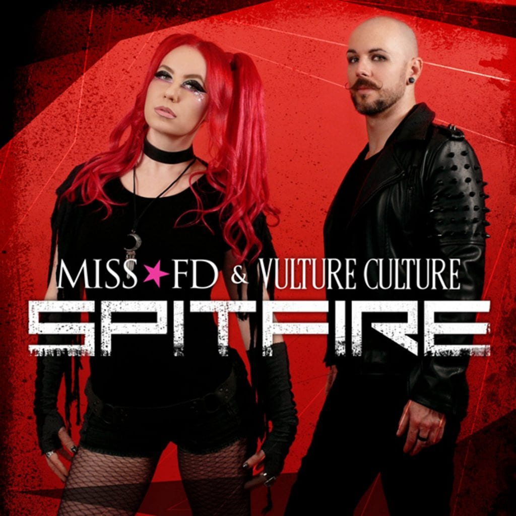 Miss FD releases new music video'Spitfire' - watch it here