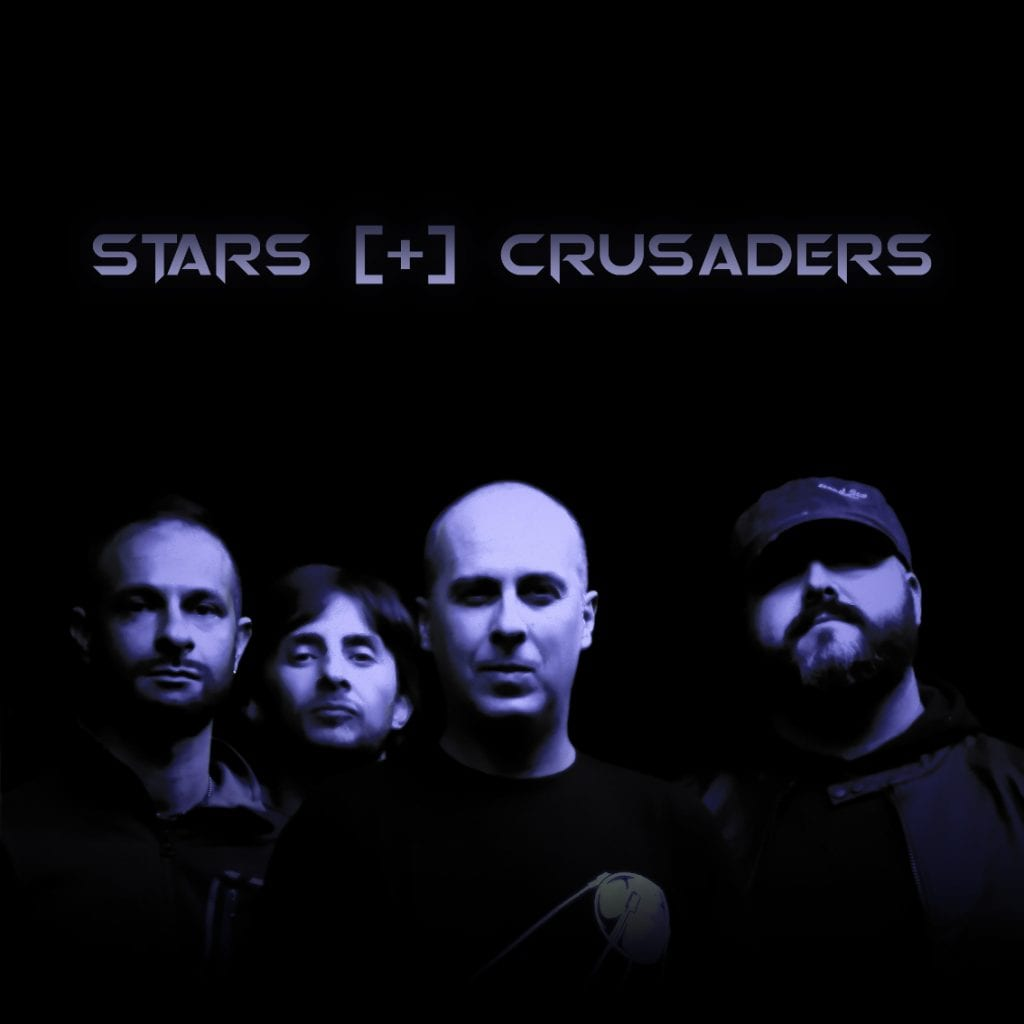 Stars Crusaders joins SkyQode family of artists - new single and videoclip in the making