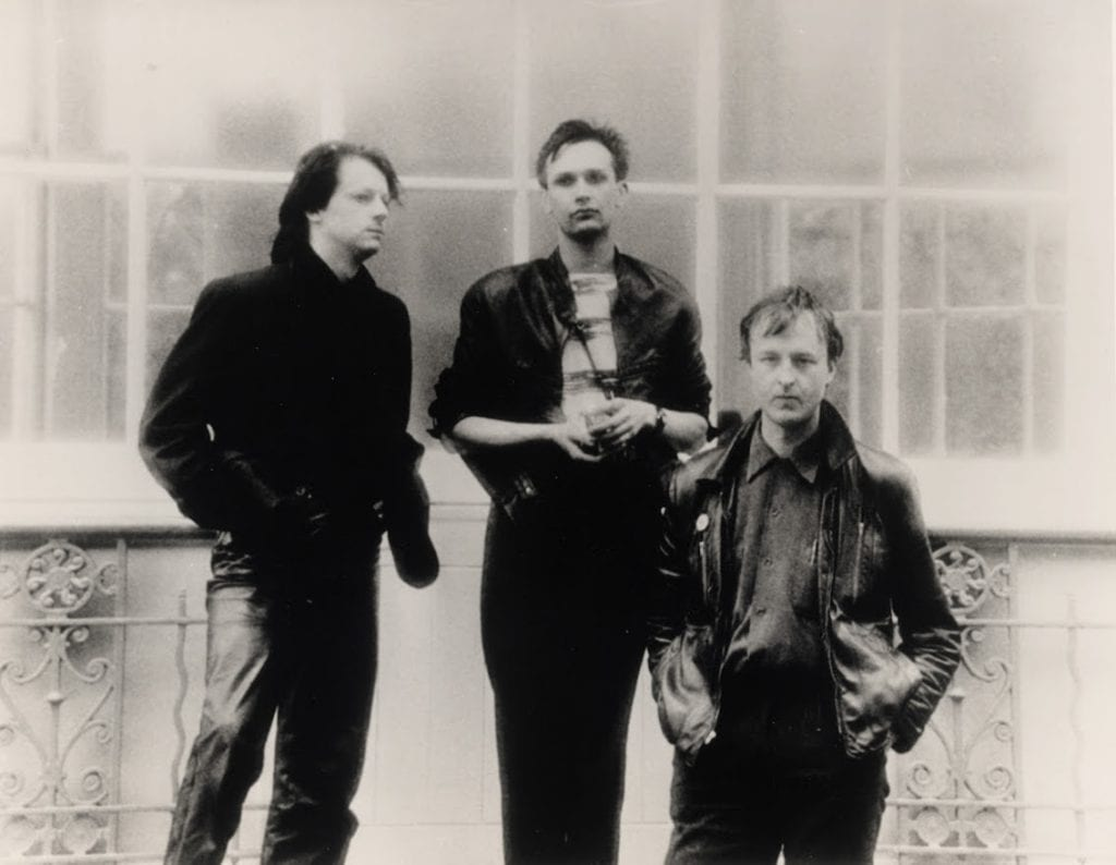 Cabaret Voltaire announce'Methodology'74-'78. Attic Tapes' on vinyl in a ltd edition of 500 copies