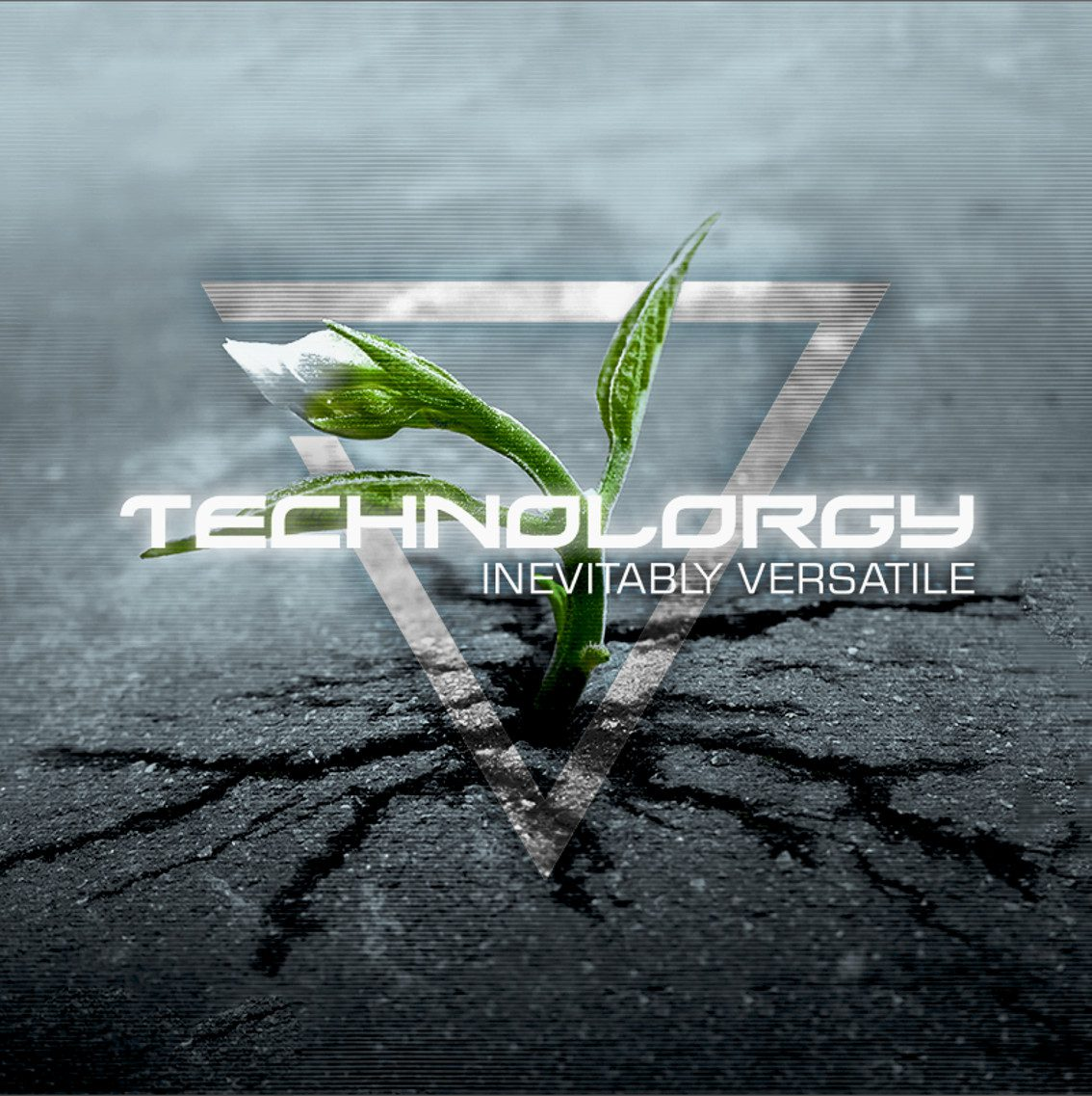 Technolorgy hits back with 'Inevitably Versatile' 2CD set (the first 200 copies that is)