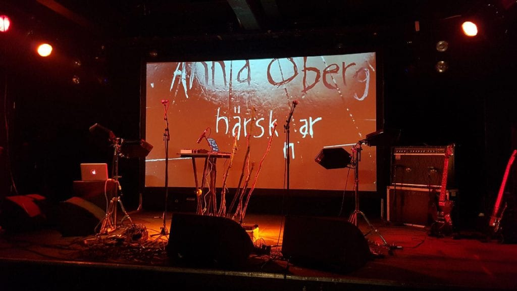 Synthwave artist Anna Öberg launches brand new video clip for'Ich Bin'
