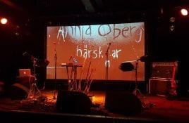 Synthwave artist Anna Öberg launches brand new video clip for 'Ich Bin'