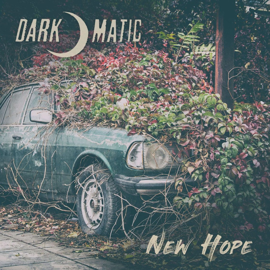 Dark-o-matic debutes with 'New Hope' album - complete preview