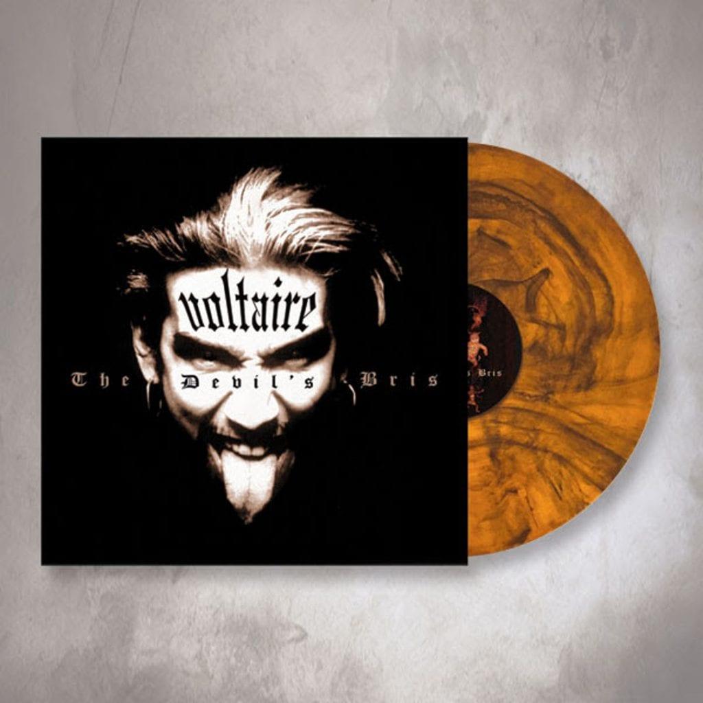 Voltaire reissues 1998 album 'The Devil's Bris' on vinyl