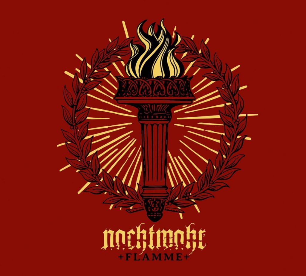 Nachtmahr hits back with'Flamme' in January 2020 - first details!