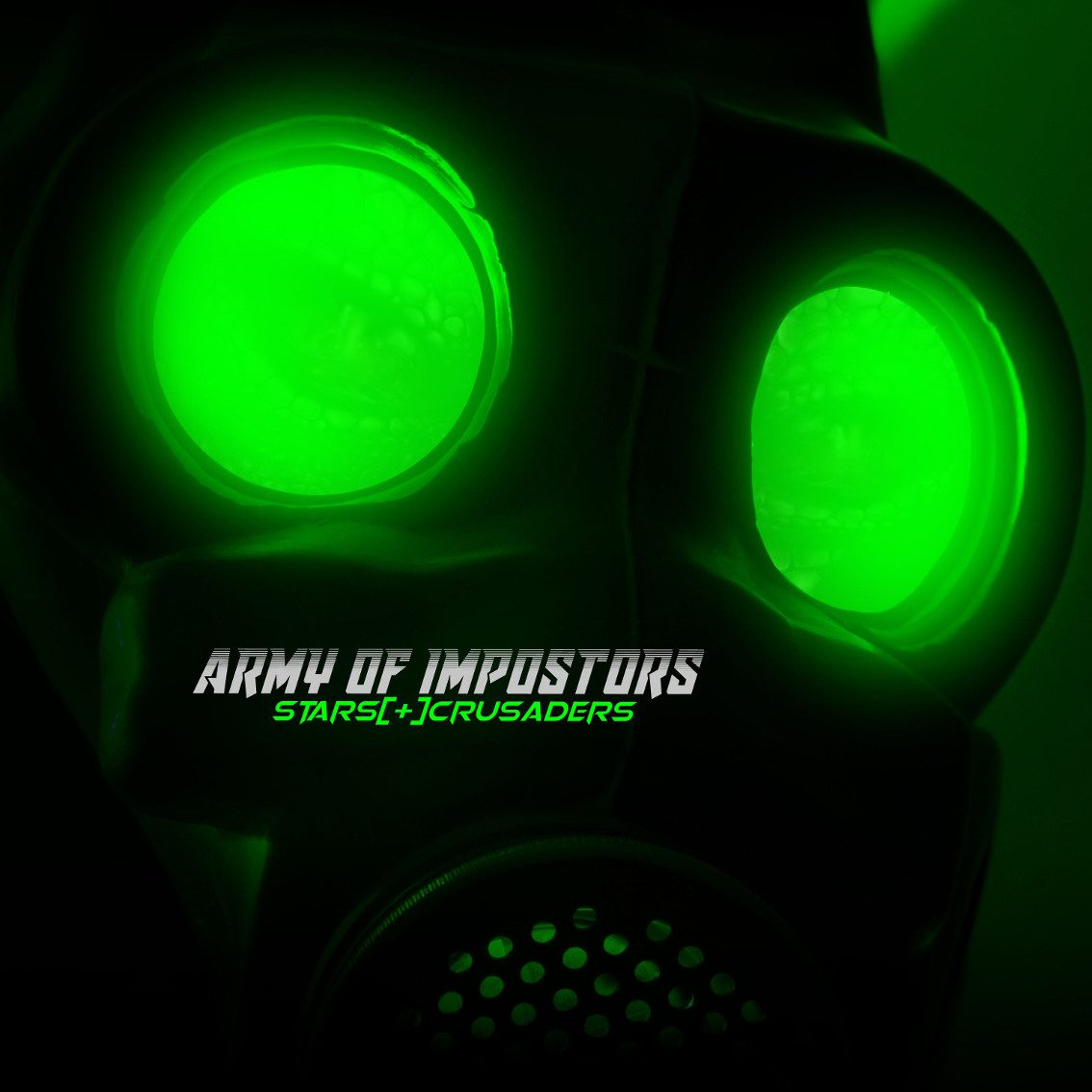 Brand new single by Stars Crusaders: 'Army Of Impostors', mixed and mastered by Absurd Minds studio wizzard