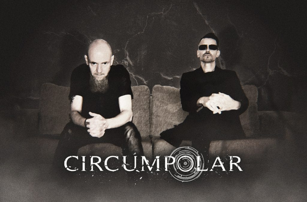 Swedish electro wave act Circumpolar joins Alfa Matrix - the label immediately releases 2 download EPs/singles