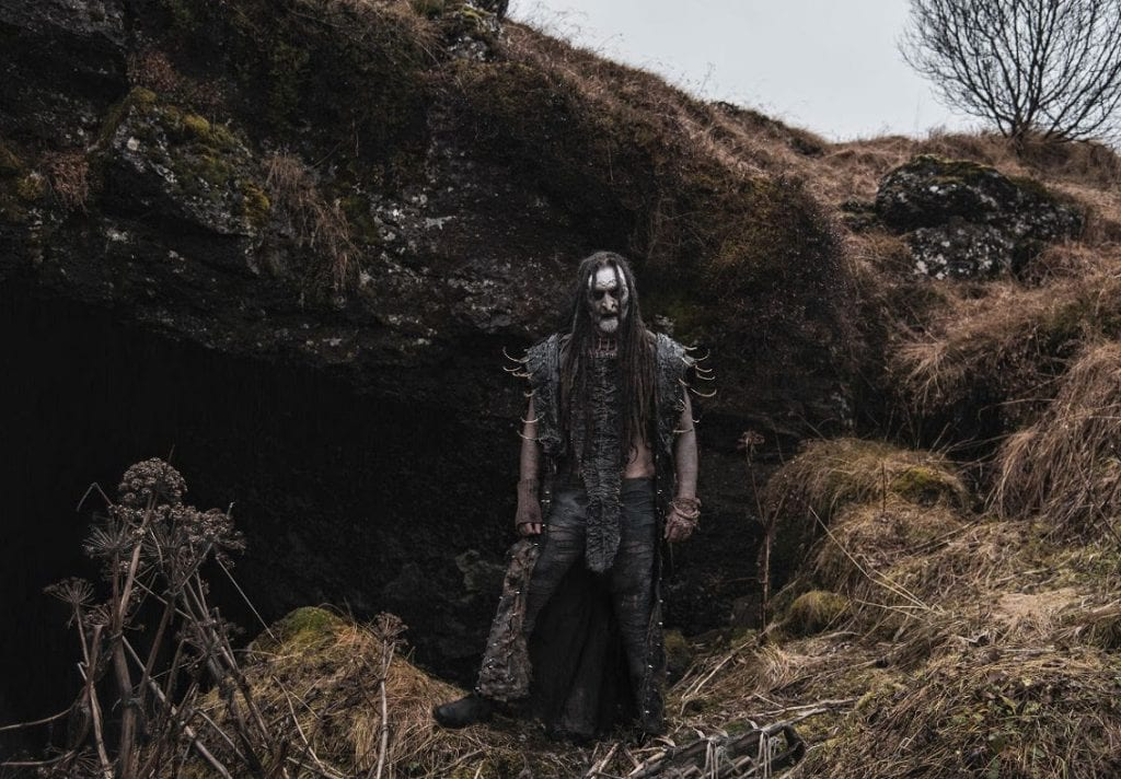 Mortiis unleashes new video for'A Dark Horizon'