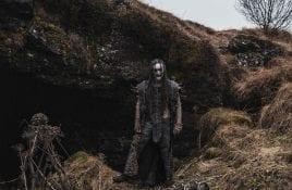 Mortiis unleashes new video for 'A Dark Horizon'