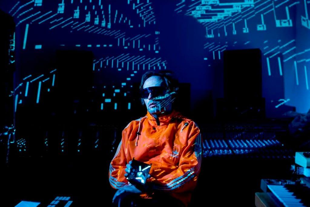 Squarepusher shares excellent new single:'Nervelevers' - watch the video!