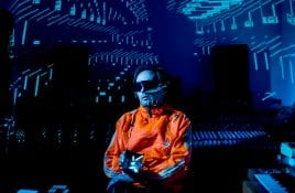 Squarepusher shares excellent new single: 'Nervelevers' - watch the video!