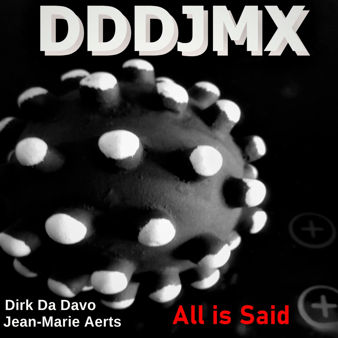 Dirk Da Davo (The Neon Judgement) and Jean-Marie Aerts (TC Matic) join hands for new album