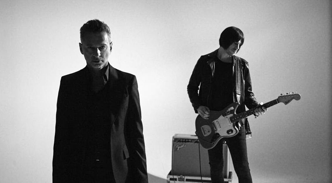 Depeche Mode's Dave Gahan joins Humanist for new single 'Shock Collar' - watch the video