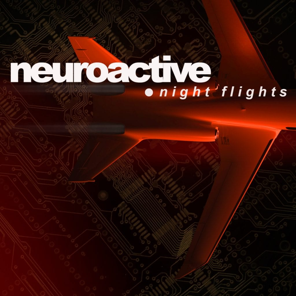 Cult synth pop act Neuroactive returns - first 2-track single available now