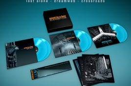 First three mind.in.a.box albums united on 'Dreamweb Trilogy' 6LP box