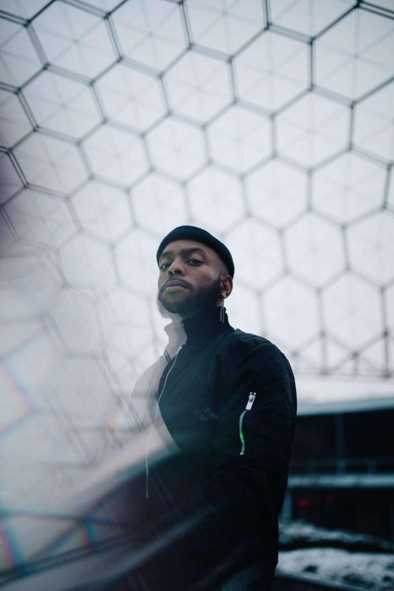Nature announces debut album 'Voix' calling it Afro-darkwave/coldwave