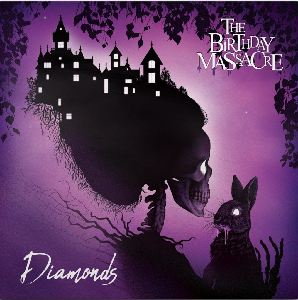 The Birthday Massacre launches all new album on March 27th:'Diamonds'