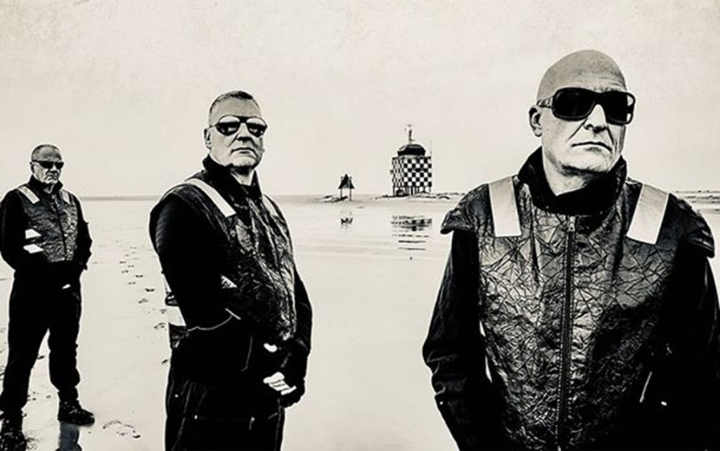Front 242 announces'Black To Square One' US Tour 2020 - tickets available now