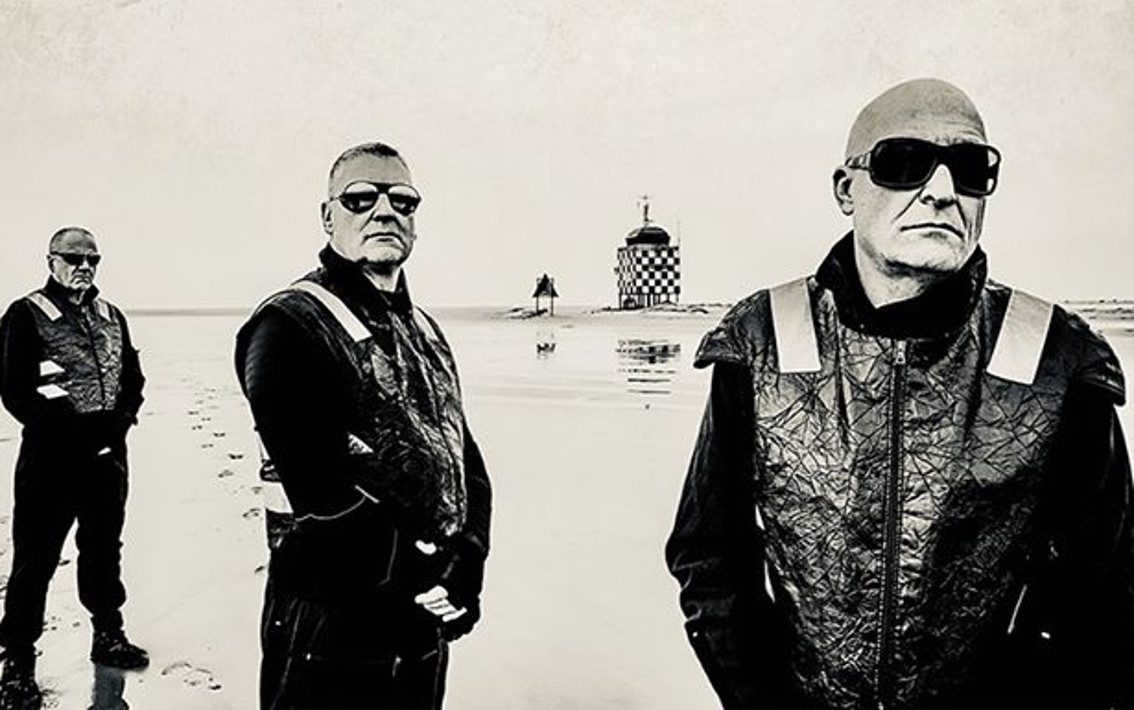 Front 242 announces 'Black To Square One' US Tour 2020 - tickets available now