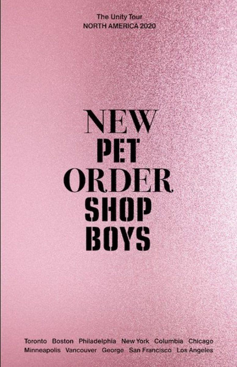 New Order and Pet Shop Boys announce co-headline tour