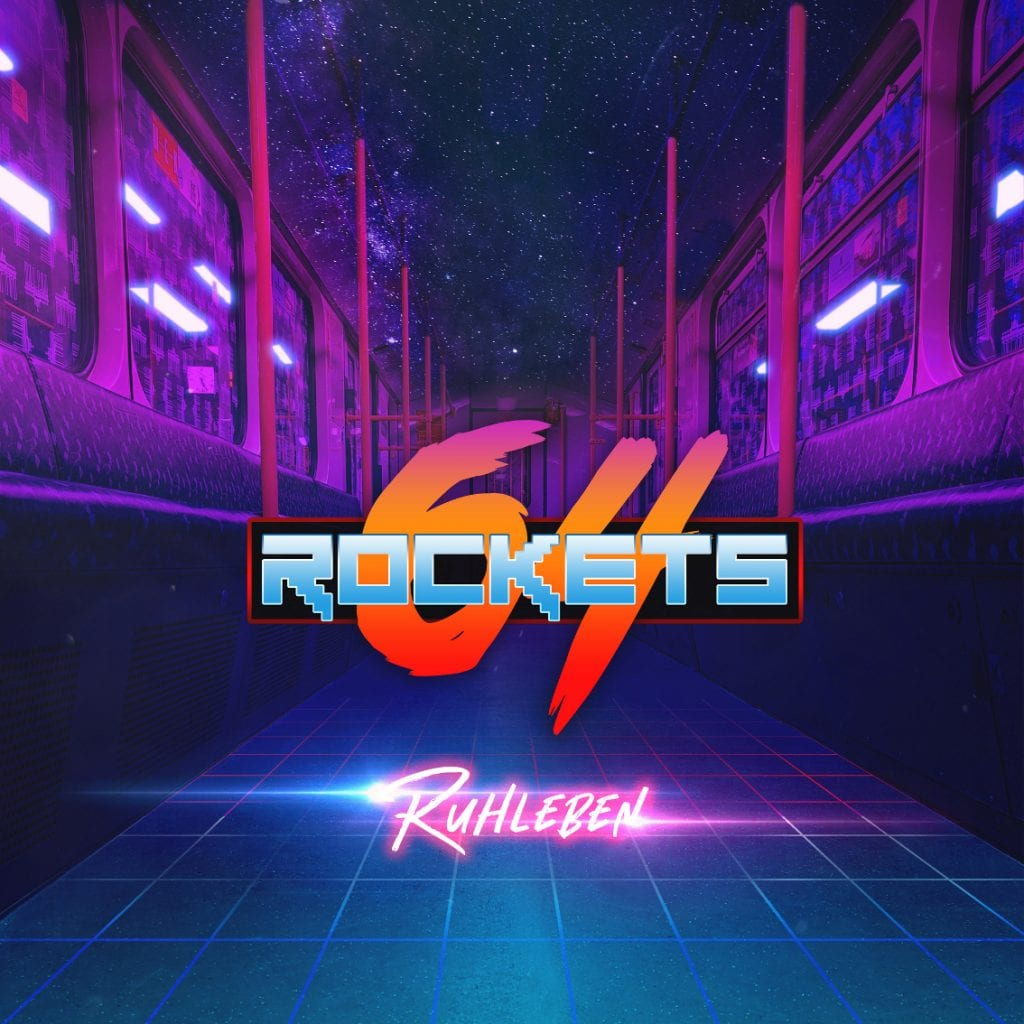 Retrowave project 64 Rockets launches debut single'Ruhleben'