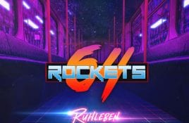 Retrowave project 64 Rockets launches debut single 'Ruhleben'