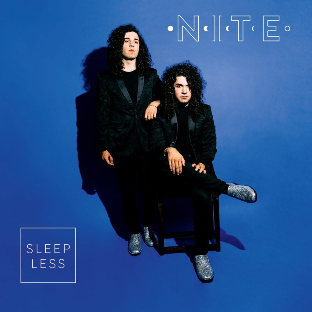 Nite announce their new album'Sleepless' - music video for'All You've Ever Dreamed Of' out now