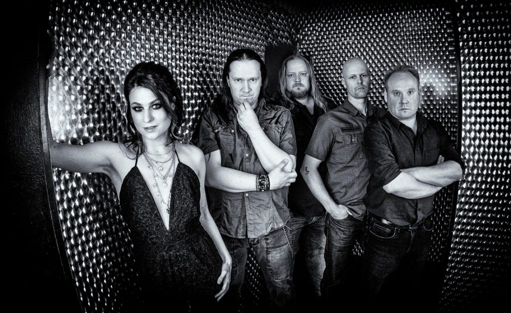 Finnish goth metal act Silentium launches first single on Out Of Line: 'Unchained' - watch the video