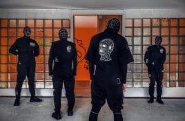 Lithuanian post-punk squad Solo Ansamblis reveals surreal 'Fosforinis Baseinas' music video