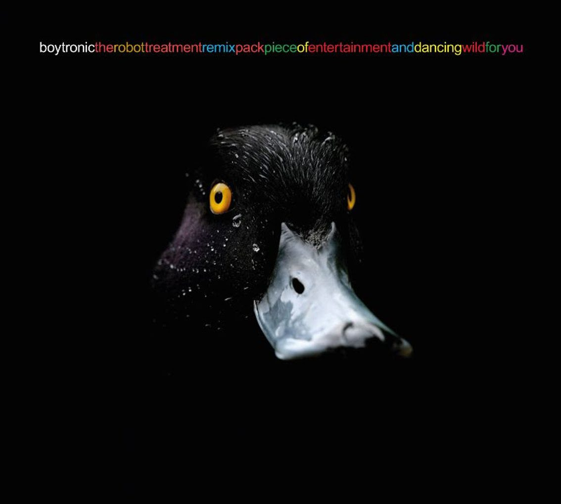 Boytronic to release remix album 'The Robot Treatment - Remix Pack Piece Of Entertainment and Dancing Wild for You'