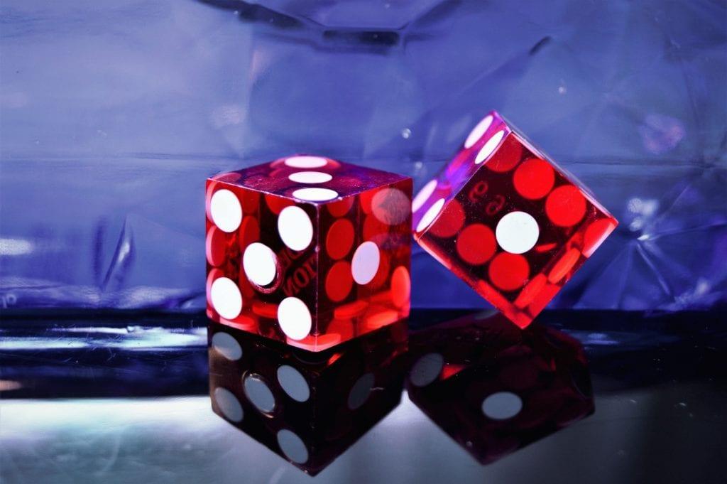 People who win in gambling games