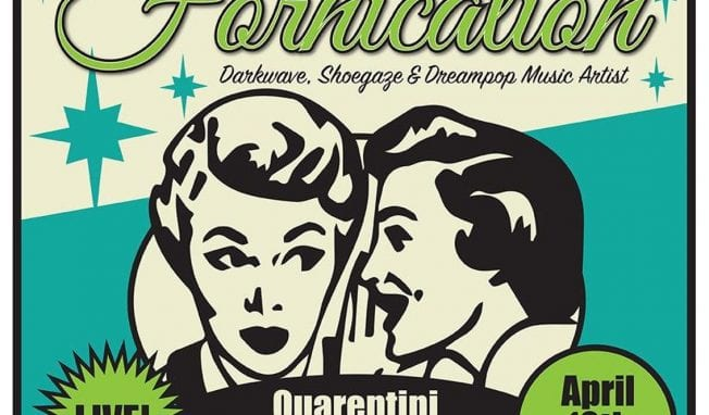 Clusters Of Fornication to stream first ever live performance