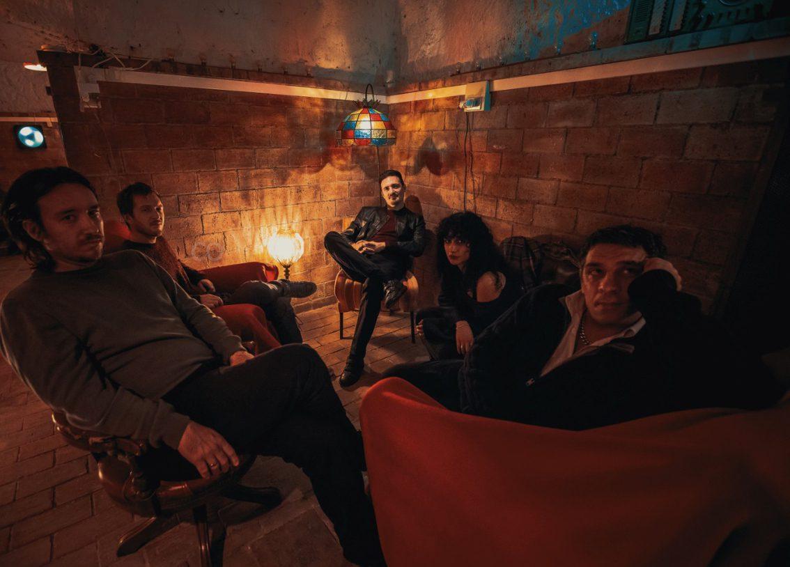 Italian dark folk act Corde Oblique returns with 'The Moon is a dry bone'