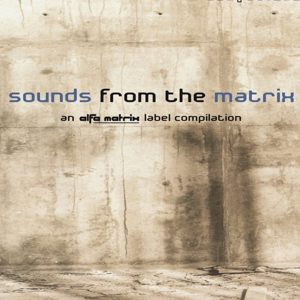 Alfa Matrix releases all much sought after 21'Sounds From The Matrix' volumes on Bandcamp for the very first time