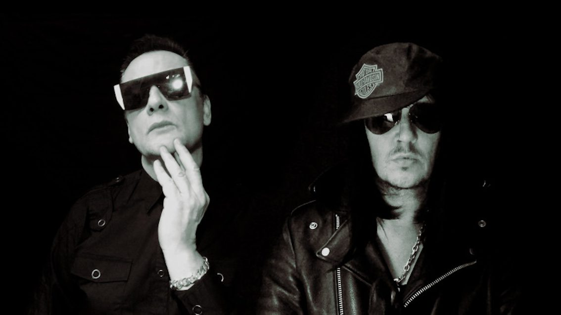 Die Krupps return with version of 80's The Neon Judgement classic 'Chinese Black' feat. guest vocalist Jyrki69 (69 Eyes) - watch the video