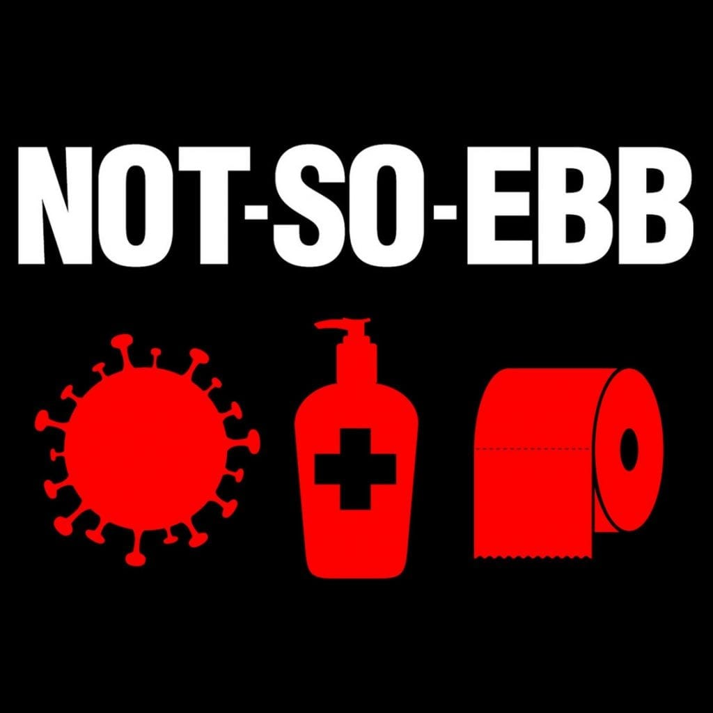 Nitzer Ebb parody project Not-So Ebb launches Covid-19'Let Your Body Learn' pastiche:'Stay Inside Your Home'