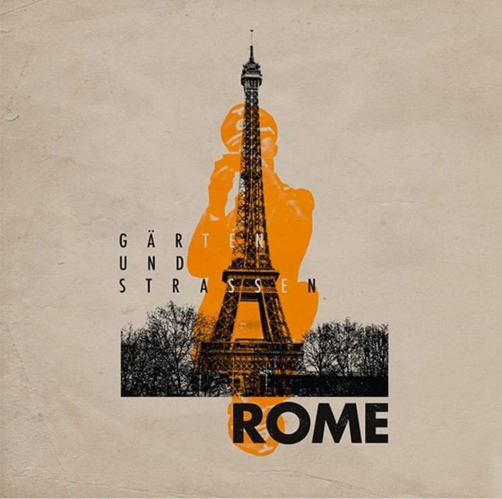 Rome returns with'Gärten und Strassen' LP and'Ächtung, Baby!' 7 inch (single from new album'The lone furrow')